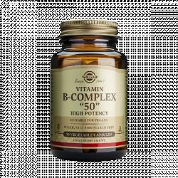"""Vitamine Complesso B """"100"""" - Solgar (50 capsule) 1"""