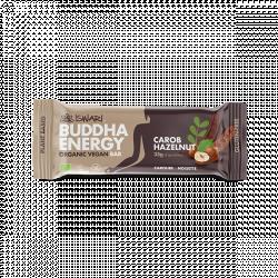 Buddha Energy Bar Carob and Hazelnut (15x35g) 2