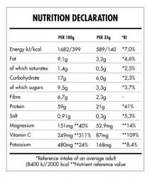 Super Vegan Protein 2,5kg 3