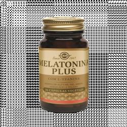 Melatonina Plus - Solgar (30 Capsule) 1