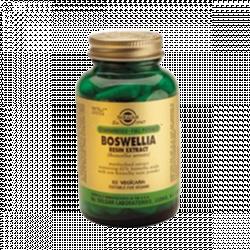 Extracto de resina de incienso indio (Boswellia) - Solgar (60 comprimidos)