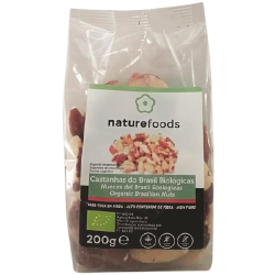 Nueces de Brasil biológica - Naturefoods (200g)