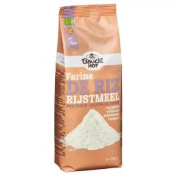 Farina di Riso Biologico Integrale Senza Glutine (500g) - Bauck Hof