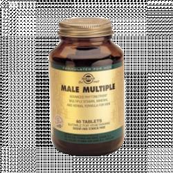 Male Multiple - Solgar (60 comprimidos)