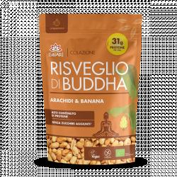Risveglio di Buddha Arachidi e Banana