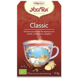 Infusão Bio Classic - Yogi Tea (17 saquetas) 1