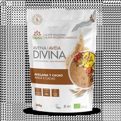 Avena Divina Avellana y Cacao