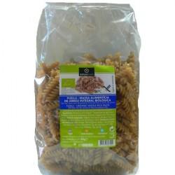 Fusilli au riz complet sans gluten Bio - Naturefoods (500g)