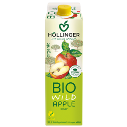 Organic Apple Juice - Hollinger (1L)