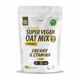 Super Vegan Oat Mix