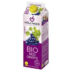 Jus de raisin noir biologique - Höllinger (1L)