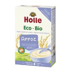 Papilla De Arroz En Copos Bio 4M - Holle (250g)
