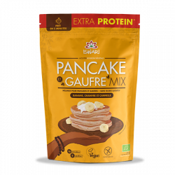 Pancake et Gaufre Mix - Banane, Chanvre et Cannelle