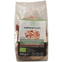 Brazil Nuts - Naturefoods (200g)