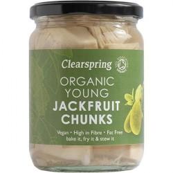 Fruit de Jacquier vert en saumure Bio - Clearspring (500ml)
