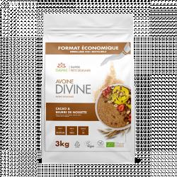 Avoine Divine Noisette et Cacao 3kg