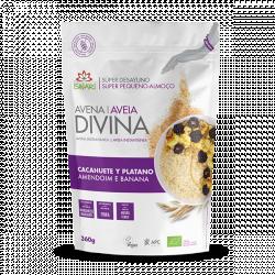 Avena Divina Cacahuete y Plátano