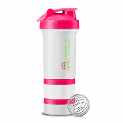 Shaker Iswari Prostack Clear Pink