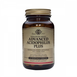 Advanced Acidophilus Plus - Solgar (60 capsules)