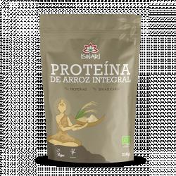 Proteína de Arroz en Polvo Bio