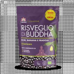Risveglio Di Buddha Açai, Banana e Fragola