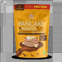 Pancake & Waffle mix - Plátano, Cáñamo y Canela