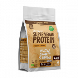 Super Vegan Protein 4