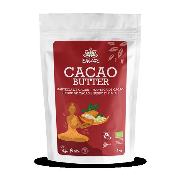 Manteca de Cacao Bio 3
