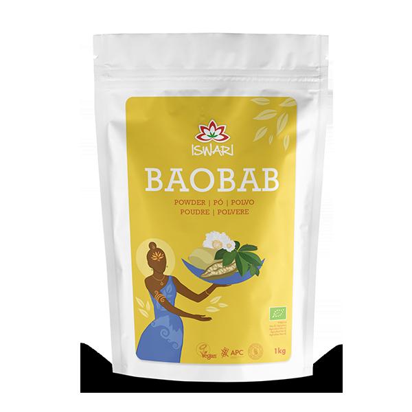 Baobab in Polvere Bio 3