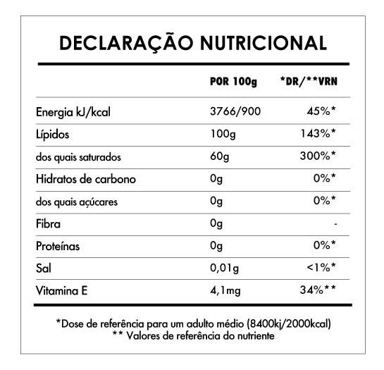 Manteiga de Cacau Bio 3