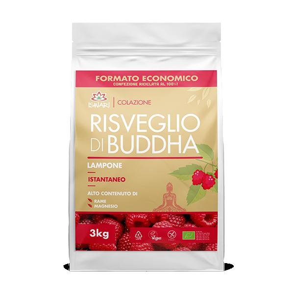 Risveglio di Buddha Lamponi 3