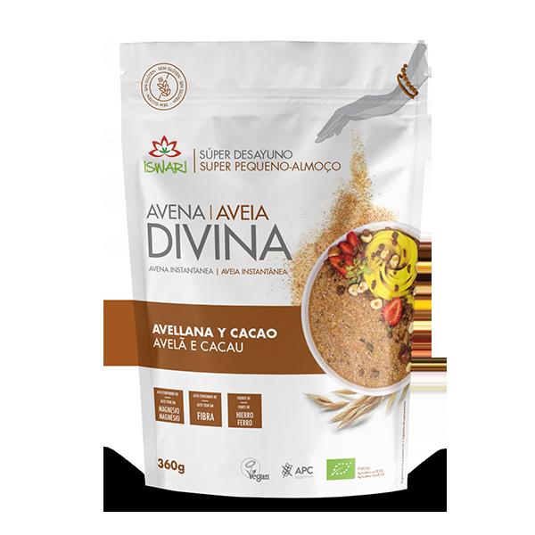 Avena Divina Avellana y Cacao 1