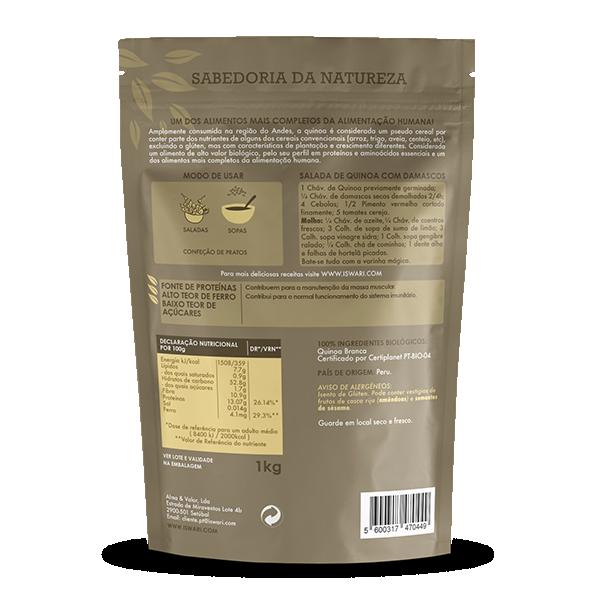 Quinoa Blanca Bio 2