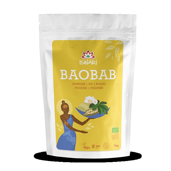 Baobab en Polvo Bio 3