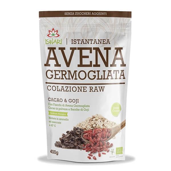 Avena Germogliata Cacao & Goji