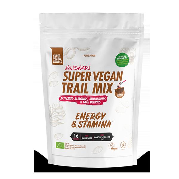 Super Vegan Trail Mix 1