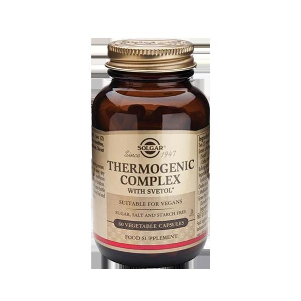 Complesso Termogenico - Solgar (60 compresse) 1