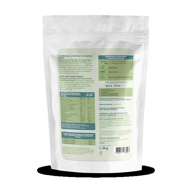 Hemp Protein 60% 2