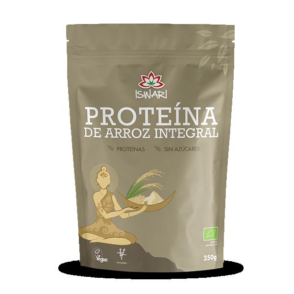 Proteína de Arroz en Polvo Bio 1