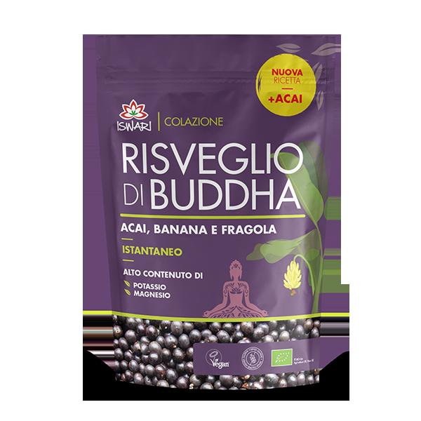Risveglio Di Buddha Açai & Fragola