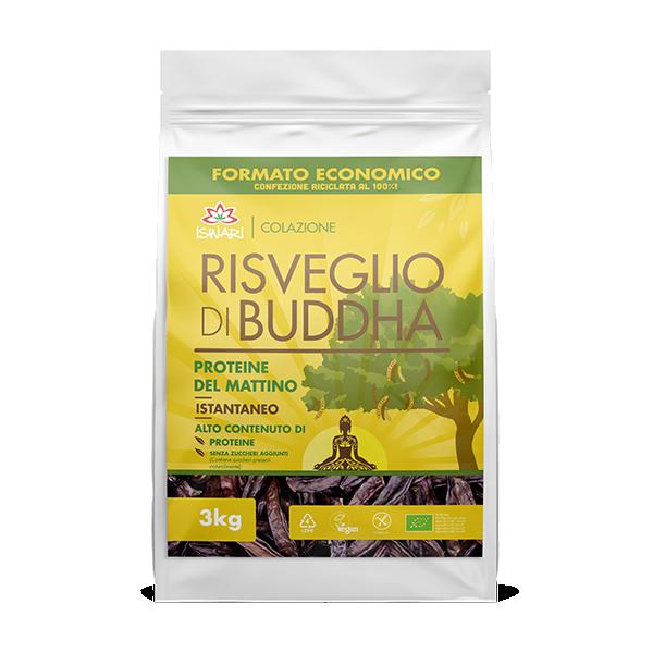 Risveglio di Buddha Proteine del Mattino 3Kg 1