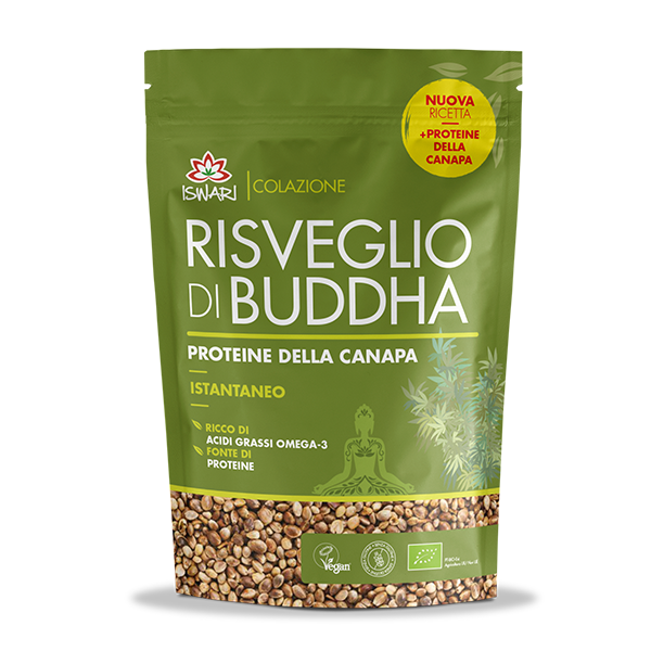 Risveglio Di Buddha Proteine Della Canapa 1