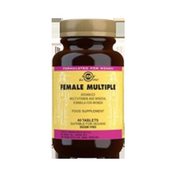 Female Multiple - Solgar (60 caps) 1