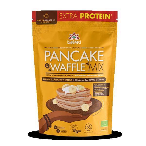 Pancake & Waffle mix - Plátano, Cáñamo y Canela 1